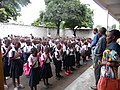 Teachers at the morning appeal.jpg