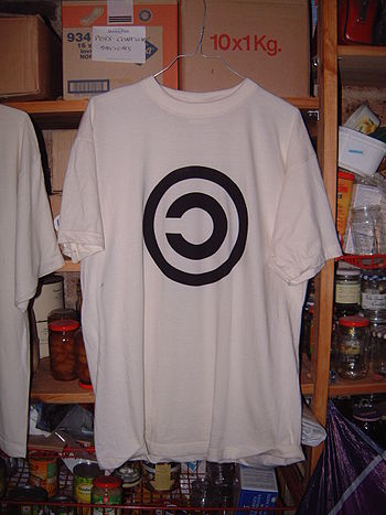 first copyleft tee-shirt