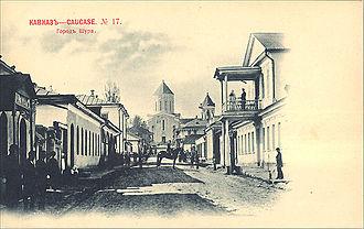 Buynaksk - Temir-Khan-Shura in the 1900s