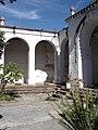 Templo de la Santísima Trinidad, Tlaxcala, Tlax. México. (atrio interior detalle 2).jpg