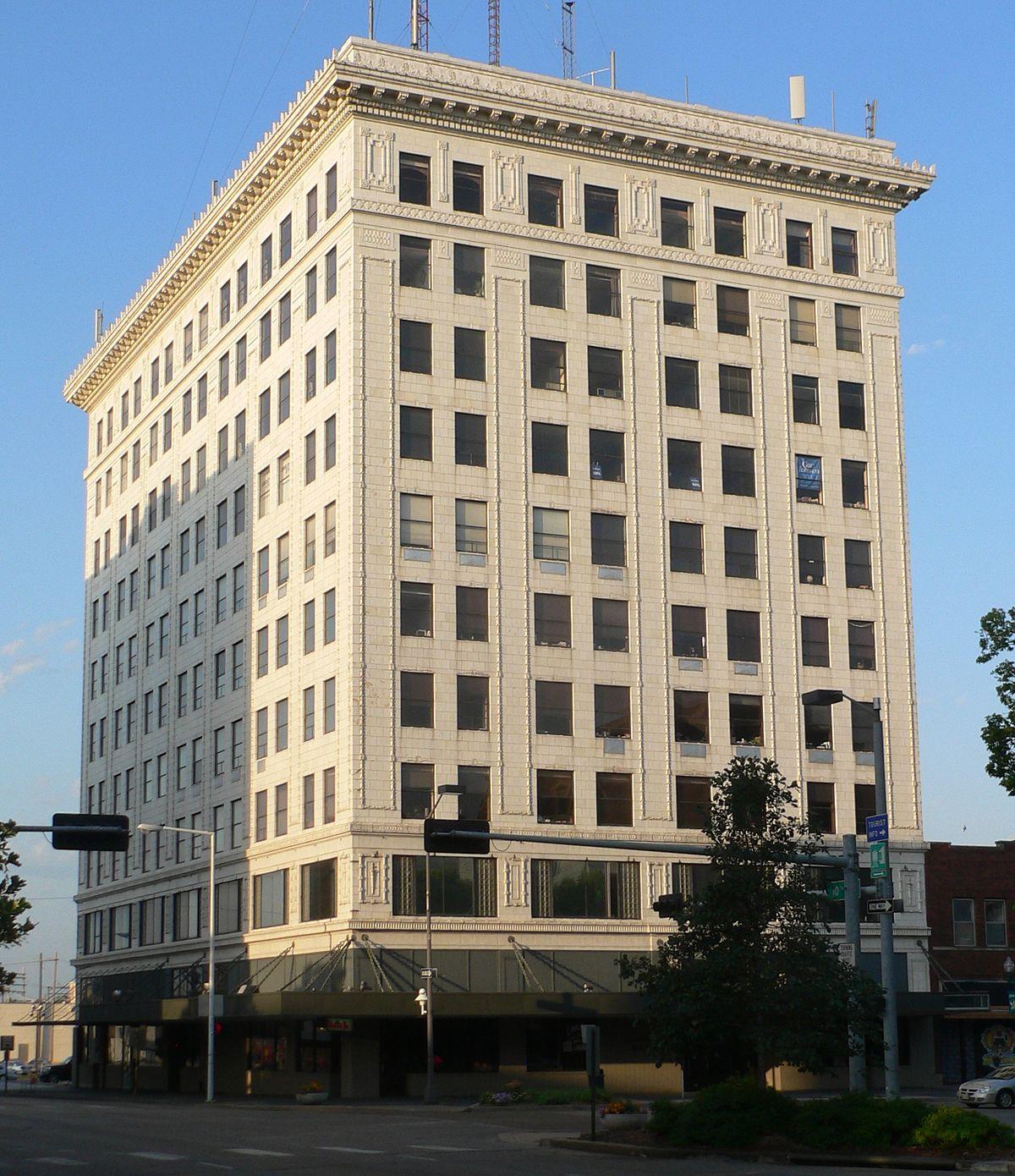 terminal building lincoln nebraska wikipedia