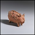 Terracotta rattle in the form of a pig MET DP2031.jpg