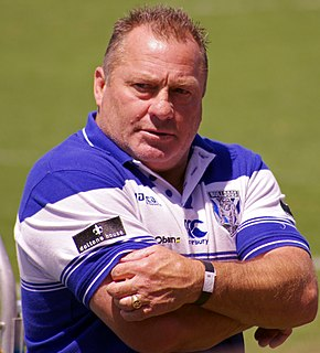 Terry Lamb Australian rugby league player and coach