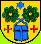 Das Wappen von Teterow