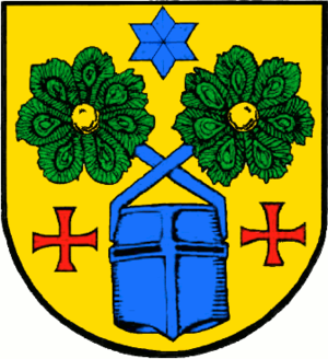 Teterow - Image: Teterow Wappen