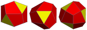 Tetrahedrally diminished dodecahedron - Image: Tetrahedrally stellated icosahedron