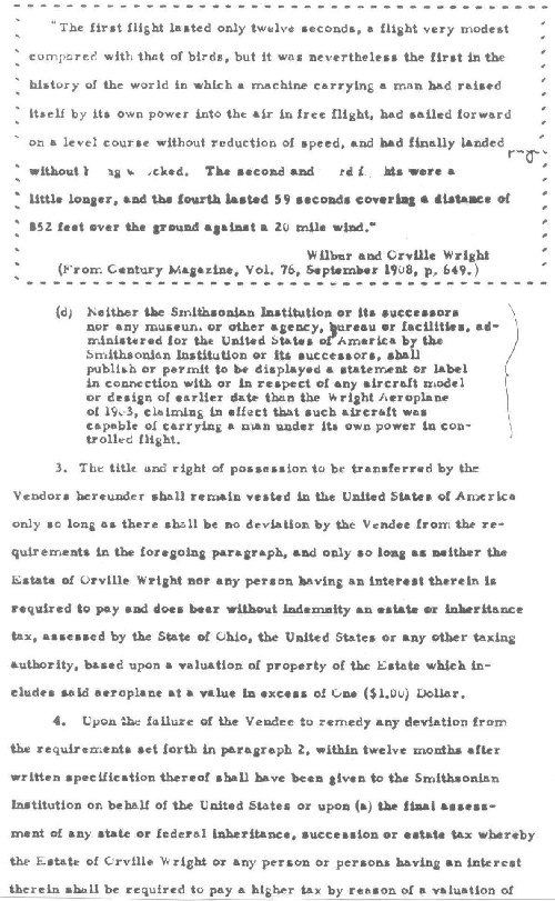 Th Smithsonian contract