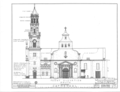 The Cathedral, St. George and Cathedral Streets, Saint Augustine, St. Johns County, FL HABS FLA,55-SAUG,2- (sheet 3 of 16).png
