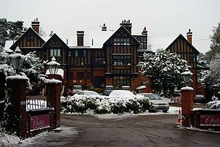 Coombe, Croydon Human settlement in England