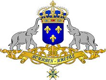 The Coat of Arms of the House of Bourbo-Bhopal.jpg