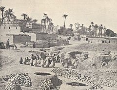 The Egyptian Village of Keneh, largely Coptic. (1918) - TIMEA.jpg
