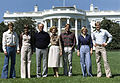 The Ford family on the South Lawn of the White House - NARA - 6372838.jpg