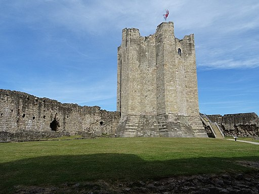 The Keep of Conisbrough Castle (geograph 5832304)