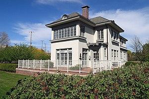Battle Creek, Michigan - Kellogg House