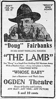 <i>Whose Baby?</i> 1917 film by Clarence G. Badger