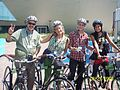 The Last Rides head out to Invesco (2806870164).jpg