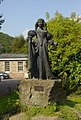 The Lorna Doone statue, Dulverton, Somerset - geograph.org.uk - 1214725.jpg
