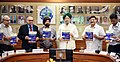 The Minister of State for Housing and Urban Affairs (IC), Shri Hardeep Singh Puri at the release of SOR 2018 for New Technologies and 1st QR Code & Launch of Facebook and Twitter Page of CPWD, in New Delhi.JPG