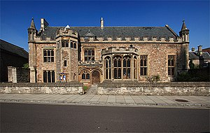 Wells Cathedral School - The Music School