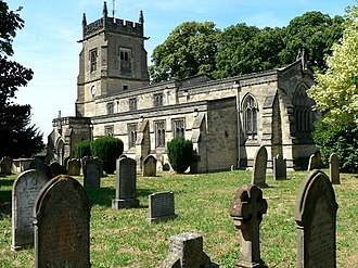 Slingsby, North Yorkshire - The Parish Church, Slingsby