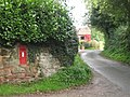 The Post Box, Garmelow - geograph.org.uk - 251658.jpg