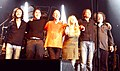 The Silencers au festival interceltique de Lorient en 2005..jpg