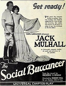 The Social Buccaneer (1923) - Ad 1.jpg