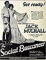 The Social Buccaneer (1923) - Ad 1.jpg