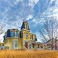 The Thomas Williams Heritage House. Moncton, NB (33247354863).jpg