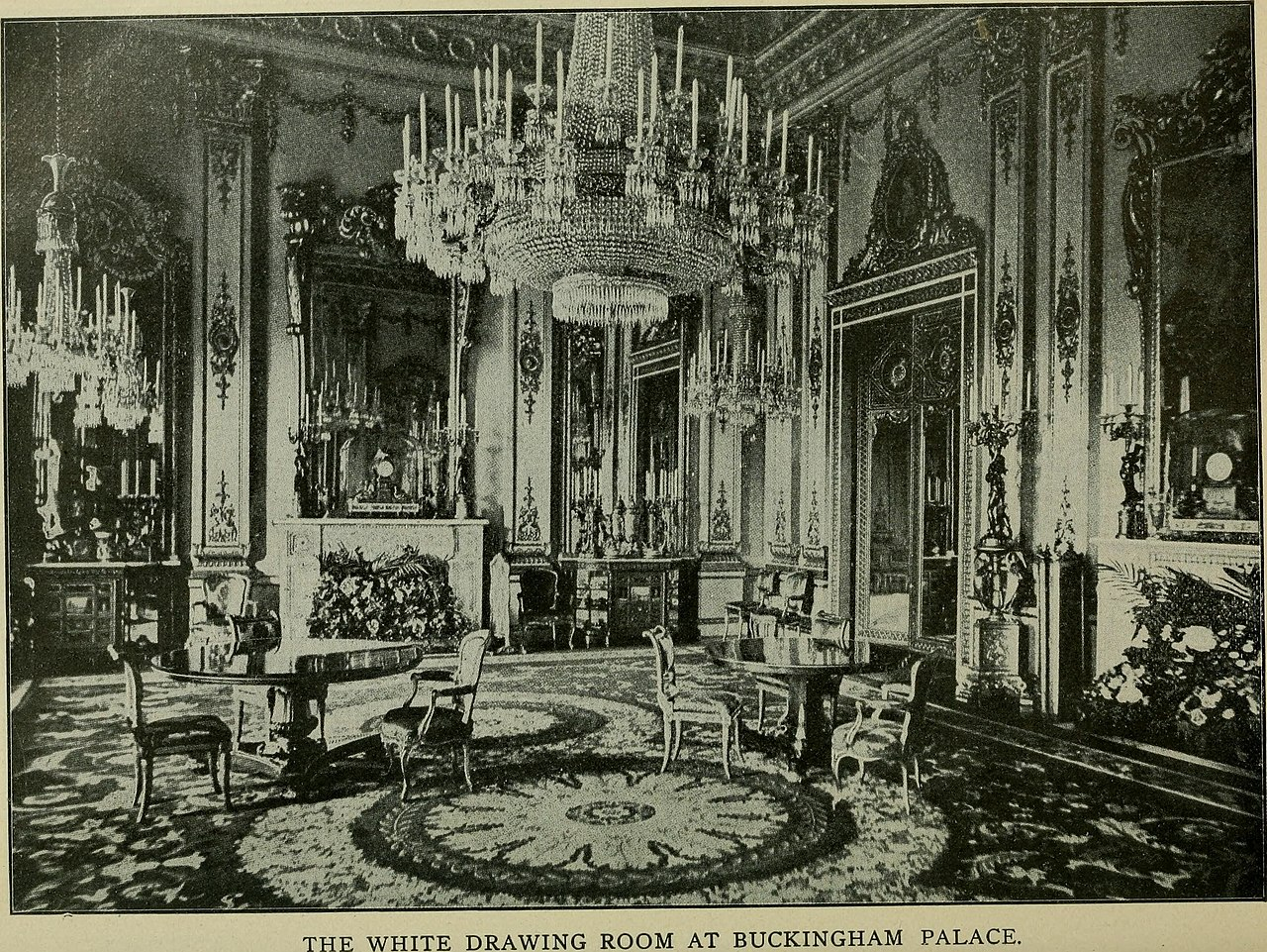 file the white drawing room at buckingham palace  c  1901 jpg