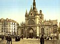 The cathedral, near the east railway station, Paris, France.jpg