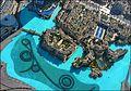 The huge fountain view from KhalifaBurj - panoramio.jpg