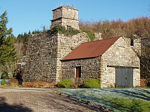 Furnace, Argyll - Image: The old Iron Furnace in 2007