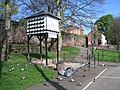 The pigeon house in the Kaleyards - geograph.org.uk - 787885.jpg