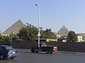 The pyramid of Cheops and the pyramid of Chepren..jpg
