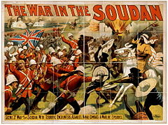 The war in the Soudan