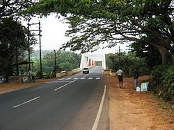 Thekkil Bridge