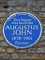 This house was built for Augustus John 1878-1961 Painter.jpg
