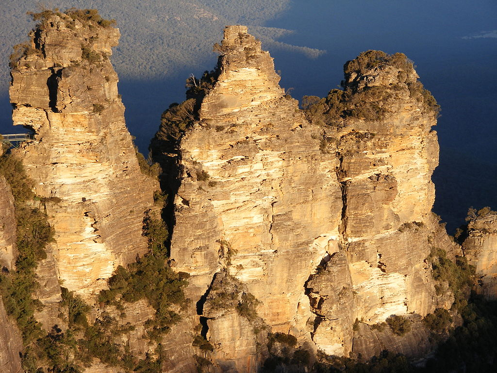 File Three Sisters In The Blue Mountains  Australia Jpg