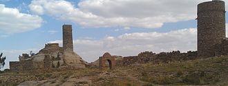 Thula - Image: Thula fortification 2