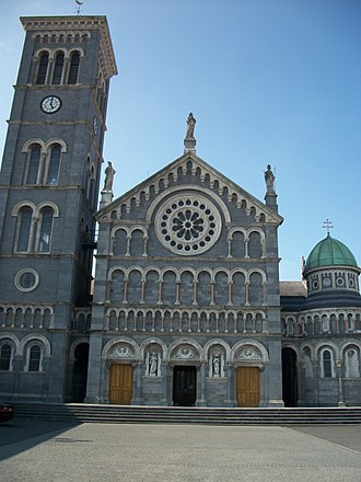 Cathedral of the Assumption, Thurles - The main façade