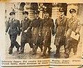 Thurmann-Nielsen og kolleger etter mottakelse av St.Olavsmedaljen med ekegren.jpg