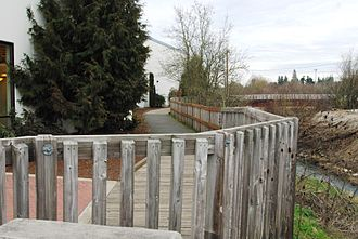 Dolan v. City of Tigard - Bike path at issue