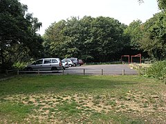 Tilberstow Hill Car Park and Viewing Area - geograph.org.uk - 51123.jpg