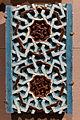 Tile from Uzbekistan, Louvre n01.jpg
