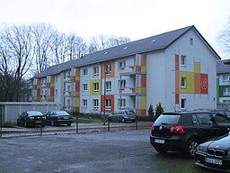 Tilsiter Straße in Bielefeld