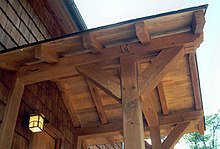 Timber framing - Wikipedia