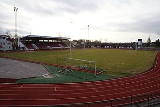 Carlstad United BK - Tingvalla IP