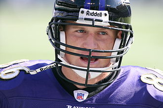 Todd Heap - Heap with the Ravens in 2006