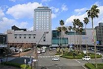 Tokushima Station Station Building 1.jpg